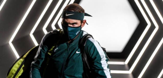 """Rafa Nadal: """"En un torneo como este, el primer partido es muy importante"""". Foto: Getty"""