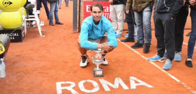 Análisis del cuadro del Masters 1000 de Roma 2020. Foto: Getty