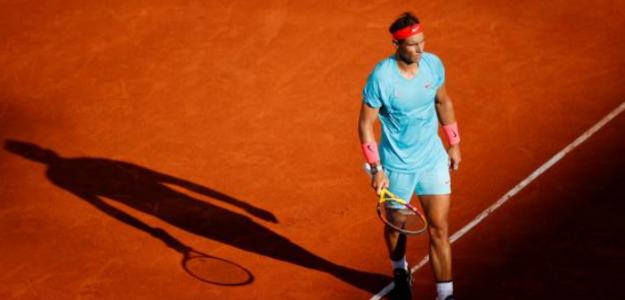 """Rafa Nadal: """"Mi objetivo es ganar Roland Garros, todo lo demás pasa a un segundo plano"""". Foto: Getty"""