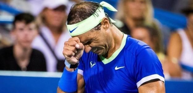 ¿Llegará Rafa Nadal al US Open 2021? Foto: Getty