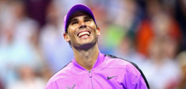 """Rafa Nadal: """"En este punto de mi carrera, lo más importante es disfrutar"""". Foto: Getty"""
