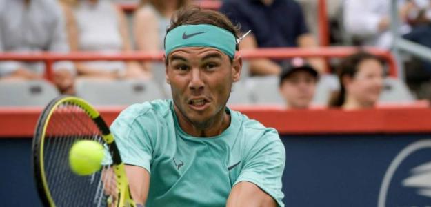 Rafa Nadal debutó con triunfo ante dAN eVANS. Fuente: ATP