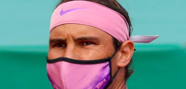 Rafa Nadal busca un nuevo título en Montecarlo. Fuente: Getty