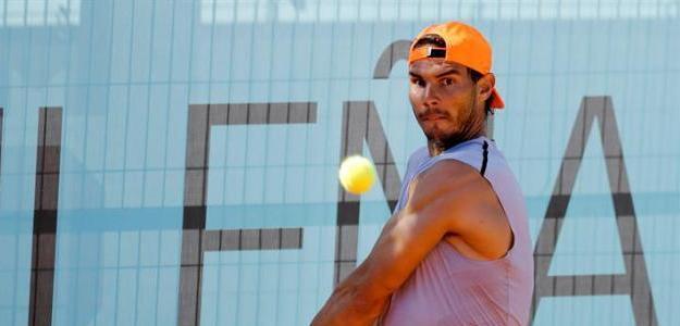 Rafael Nadal. Foto: Mutua Madrid Open