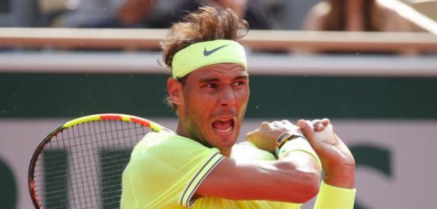 Rafael Nadal. Foto: Getty