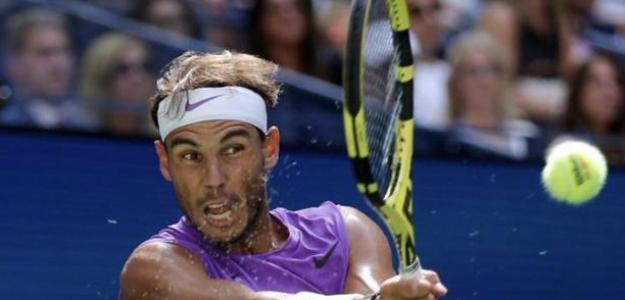 Rafael Nadal. Foto: Rafa Nadal Academy by Movistar