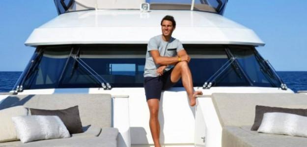 Rafael Nadal/lainformacion.com/Getty images