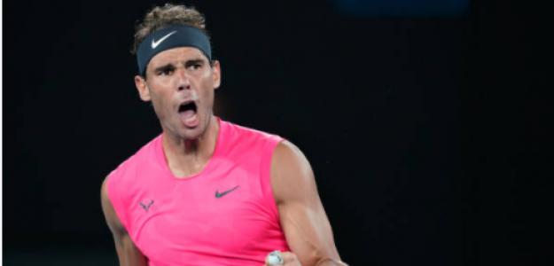 Rafael Nadal, posibilidad de sumar 500 victorias ATP en pista dura. Foto: gettyimages