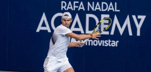 Rafael Nadal habla del récord de Federer. Foto: gettyimages