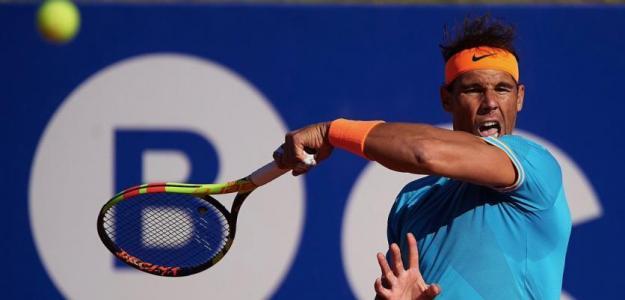 Rafael Nadal en ATP 500 Conde Godó 2019. Foto: zimbio