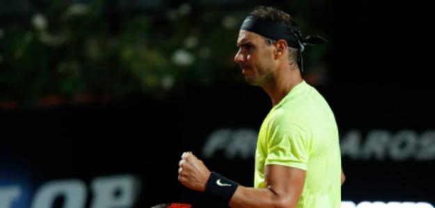Rafael Nadal, opciones de llegar segundo cabeza de serie a Roland Garros 2021. Foto: gettyimages
