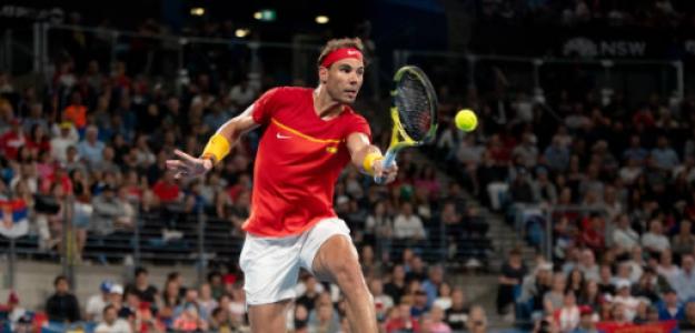Rafael Nadal, cabeza de serie Open de Australia 2020. Foto: gettyimages