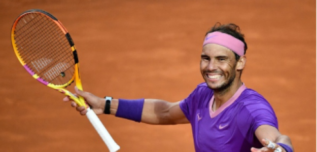Conclusiones torneo Roma 2021. Foto: gettyimages