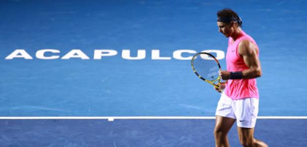 Rafael Nadal habla de sus aspiraciones en ATP 500 Acapulco 2020. Foto: gettyimages