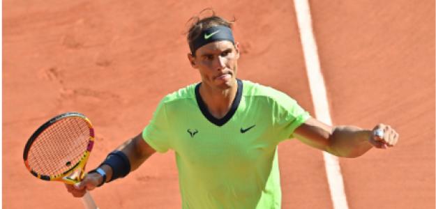Rafael Nadal, declaraciones Roland Garros 2021 victoria Schwartzman. Foto: gettyimages