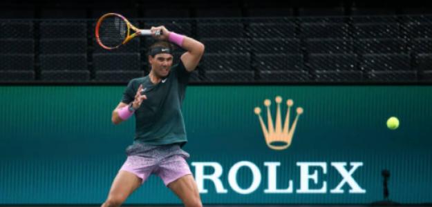Rafael Nadal, jugador más semanas consecutivas en top-10. Foto: gettyimages