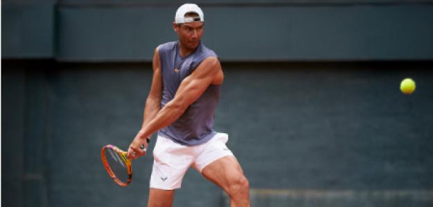 Rafael Nadal, éxitos tras derrotas en Montecarlo. Foto: gettyimages