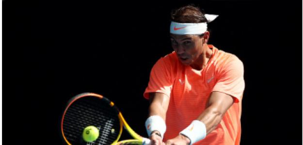Rafael Nadal gana a Fabio Fognini en Open Australia 2021. Foto: gettyimages