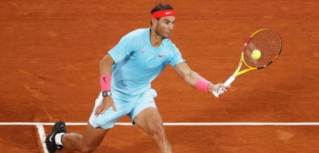 Rafael Nadal, incógnitas resolver tierra batida 2021. Foto: gettyimages