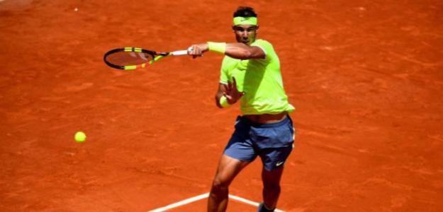 Rafael Nadal, opción de jugar en Roland Garros. Foto: gettyimages