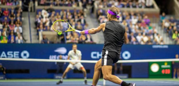 Rafael Nadal, mejor jugador del 2019. Foto: gettyimages