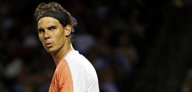 Rafael Nadal en Miami Open 2014. Foto: zimbio