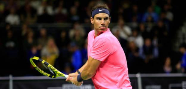 Rafael Nadal, reto mayúsculo en 2020. Foto: gettyimages