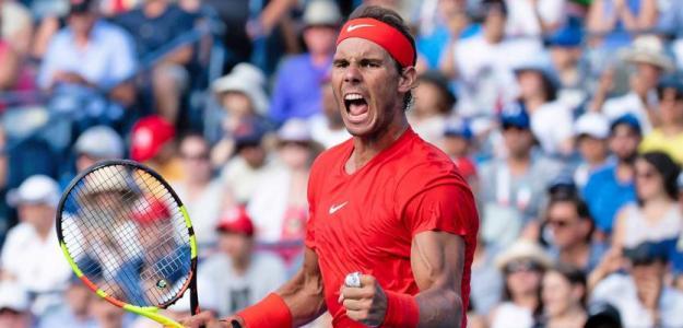 Rafael Nadal, opciones de ganar en Montreal 2019. Foto: gettyimages