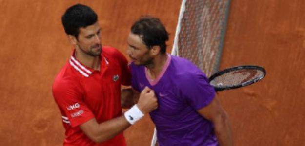 Nadal vs. Djokovic, un duelo de nunca acabar. Foto: Getty