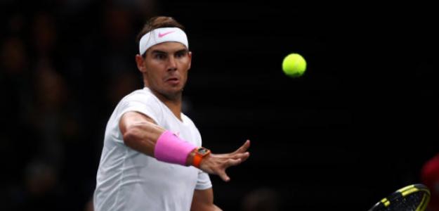 Rafael Nadal, número 1 temporada regular 2019. Foto: gettyimages