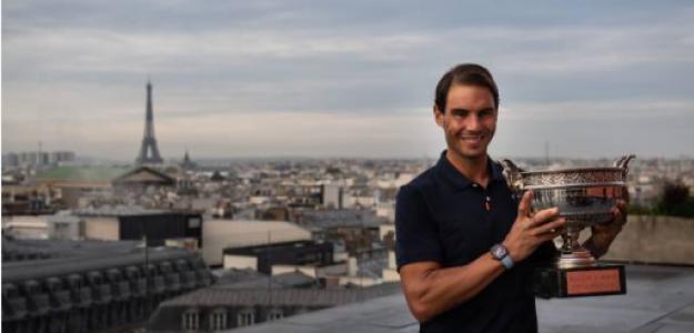 Rafael Nadal, torneos más difíciles Roland Garros 2020. Foto: gettyimages