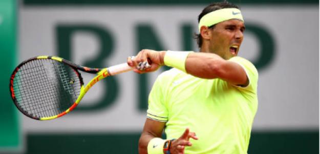 Rafael Nadal, campeón Roland Garros 2019. Foto: gettyimages