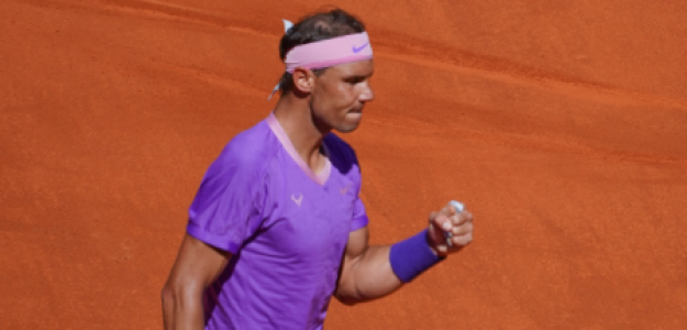 Rafael Nadal, balance contra jugadores del top10. Foto: gettyimages