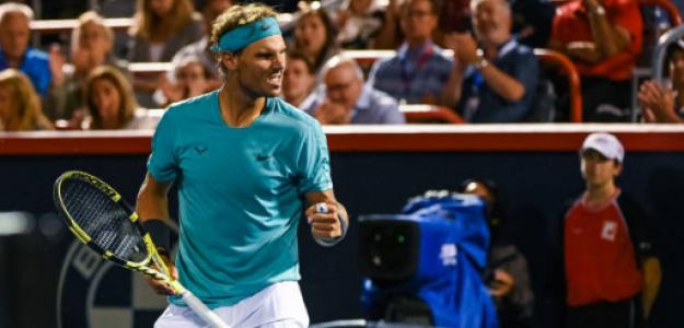 Rafael Nadal se consolida como segunda en ranking ATP. Foto: gettyimages