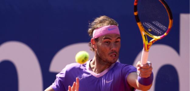 Rafael Nadal, finalista ATP 500 Conde Godó, sensaciones. Foto: gettyimages