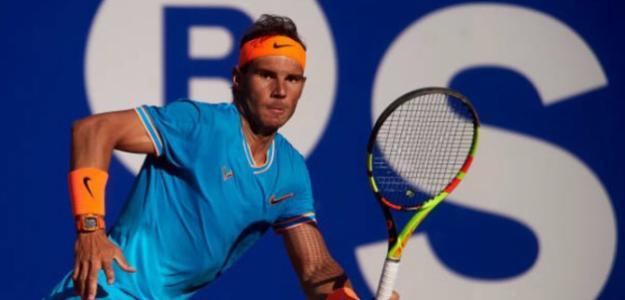 Rafael Nadal derrotado por Dominic Thiem en Barcelona 2019. Foto: zimbio