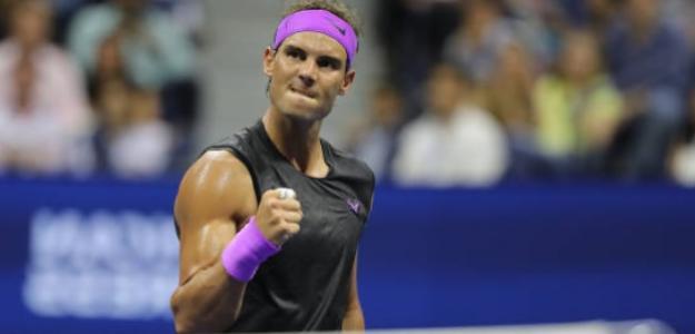 El español volvió a meterse en las semifinales de un Grand Slam. Foto: Getty