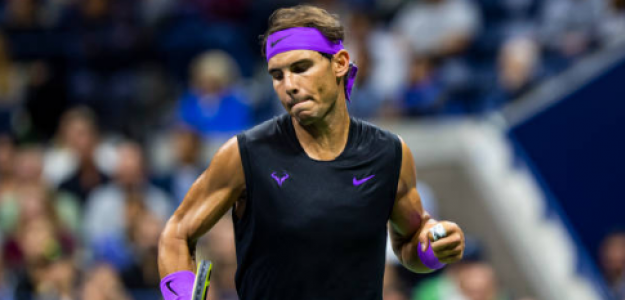 Rafael Nadal, finalista en US Open 2019. Foto: gettyimages