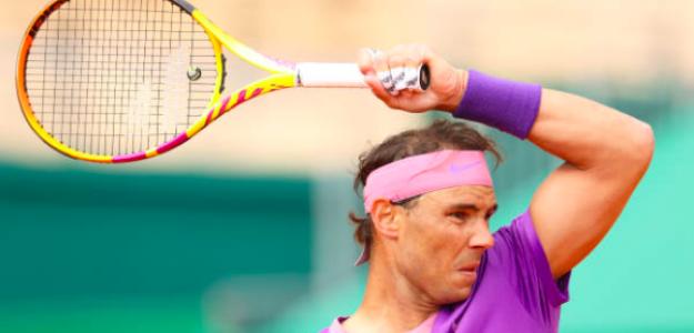 Rafael Nadal debutó con victoria en Montecarlo. Fuente: Getty