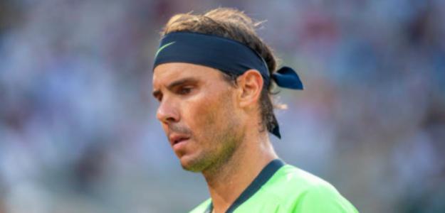 Rafael Nadal. Fuente: Getty