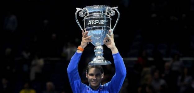 Rafael Nadal en Londres. Foto: Getty Images