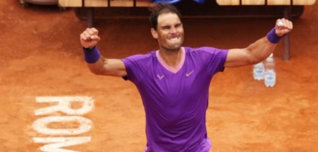 Rafael Nadal en Open de Australia 2017
