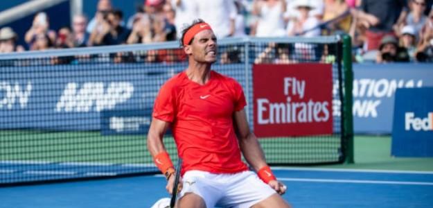 Rafael Nadal en Indian Wells 2017