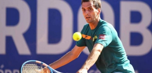 Albert Ramos en competición. Foto: elpais.com