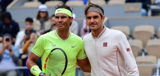 Ranking ATP organizado para el Big 3. Foto: gettyimages