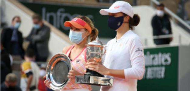Ranking WTA, novedades tras Roland Garros 2020. Foto: gettyimages