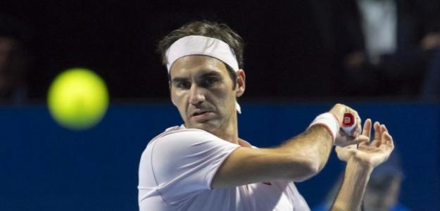 Roger Federer. Foto: Getty