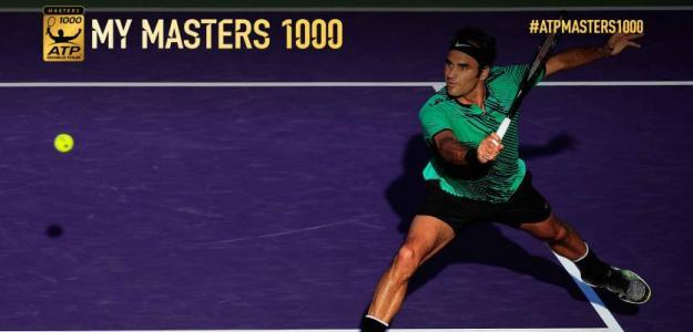 Roger Federer. Foto: ATP