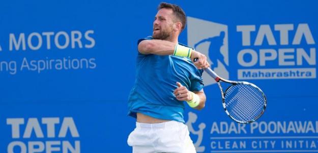 Ricardo Ojeda en torneos ITF. Foto: gettyimages