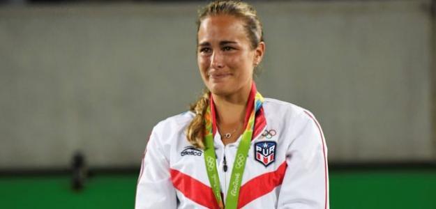 Monica Puig. Foto: WTA